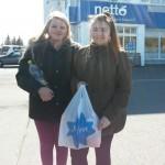 Þórey og Aníta